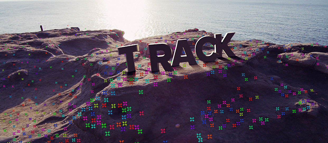 3d tracking and 3d text in after effects cs6 on after effects for Habitacion 3d after effects