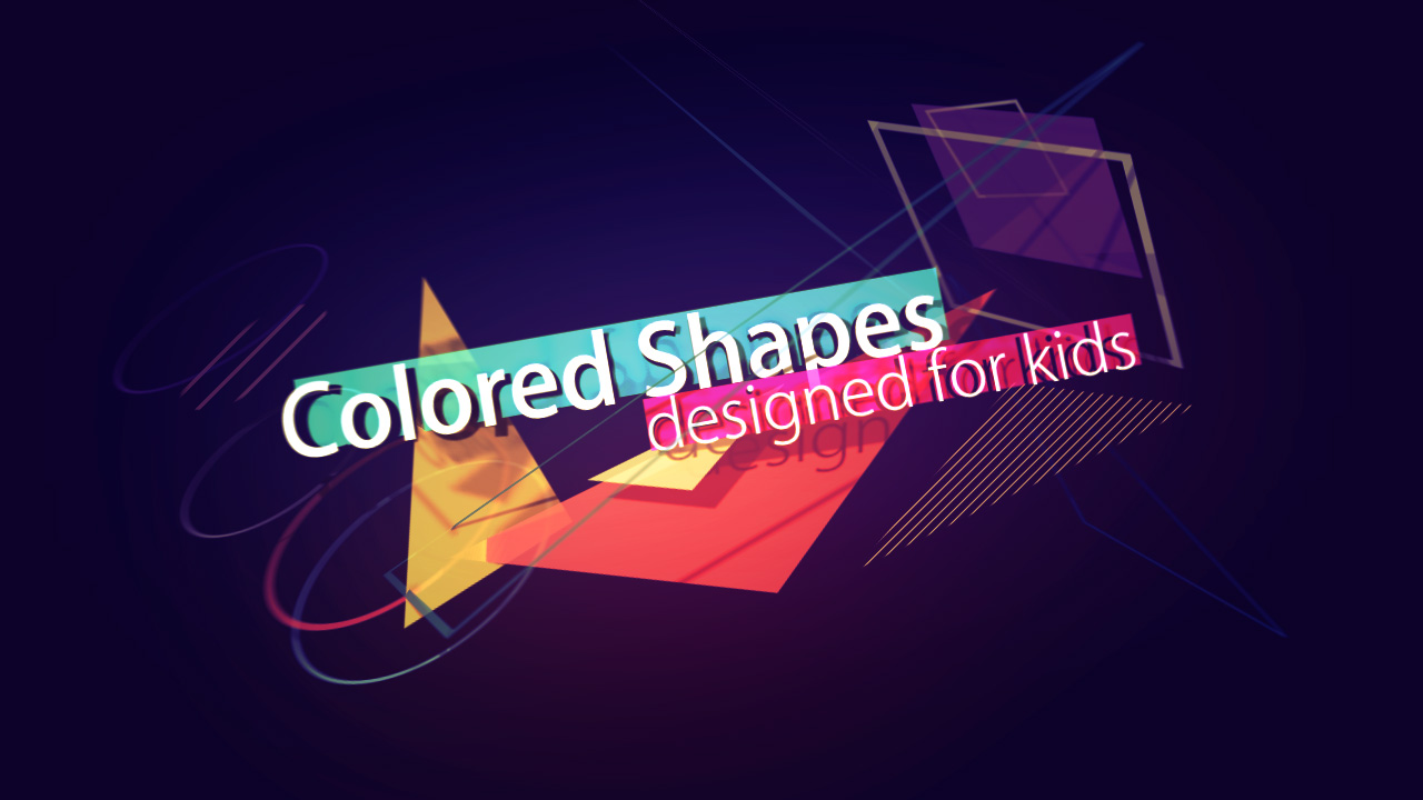 Tournicoti  Animate A Colorful 3d Scene From Simple Shapes Learn How To